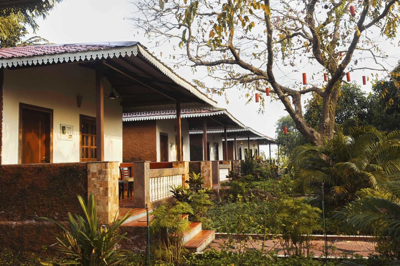 Goan Styled Cottages