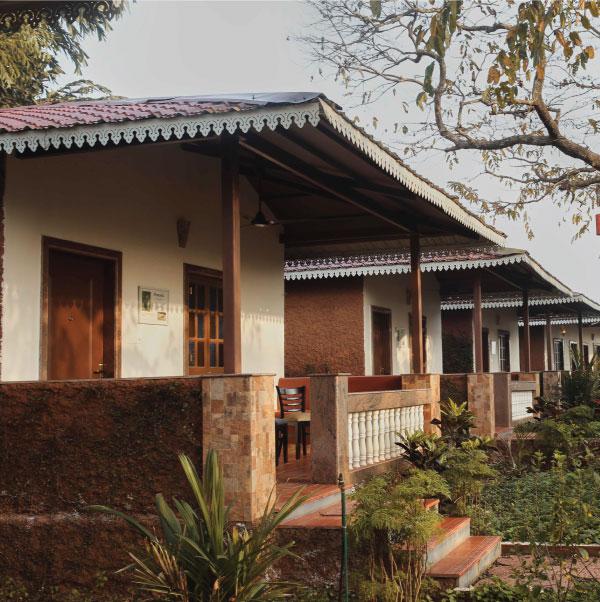Goan Style Cottages