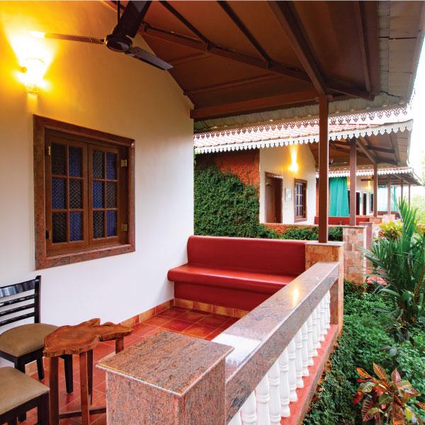 Scenic Porch