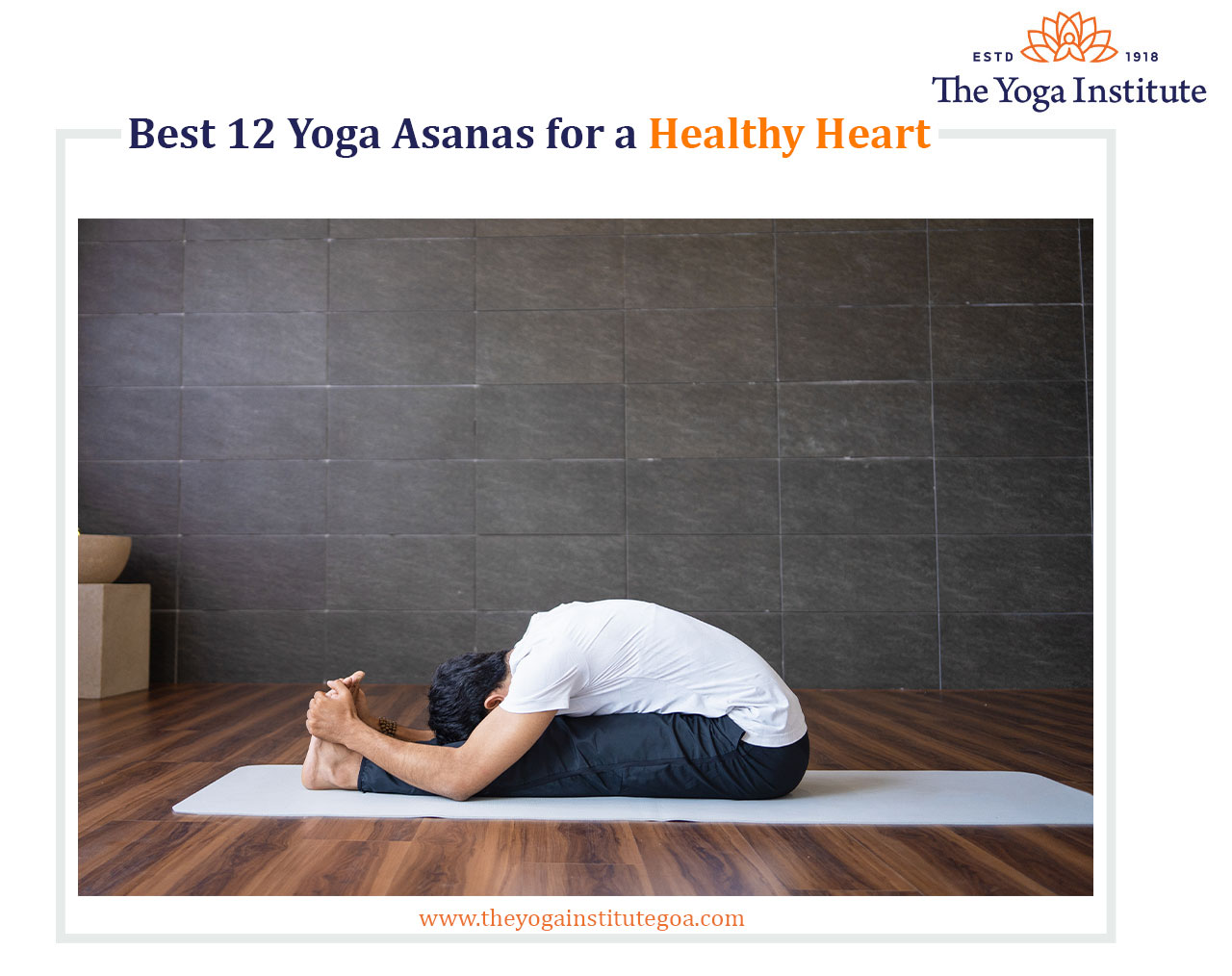 Yoga Asanas for a Healthy Heart