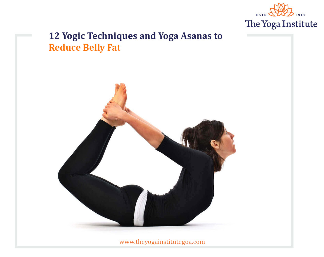 Yoga Asanas to Reduce Belly Fat