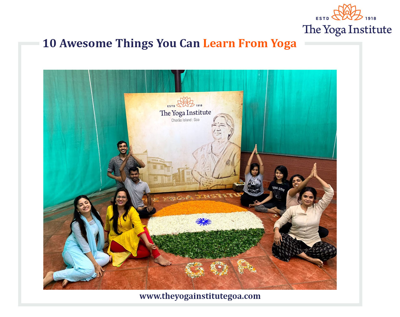 Awesome Things You Can Learn from Yoga