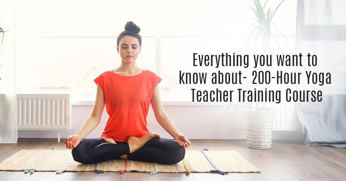 200-Hour Yoga Teacher Training Course